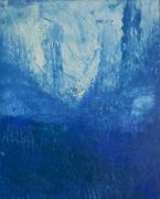 Tornade, 76cm x 61cm, acrylique, 2010